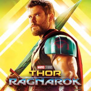Thor Ragnarok - city scene