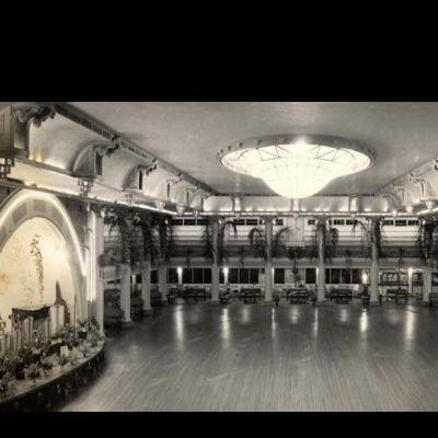 Cloudland Dance Hall site
