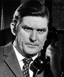 Ray Barrett carried off many strong supporting actor roles in the UK and Australia.