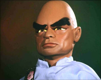 Barrett often said he enjoyed voice-playing the Thunderbirds' evil genius, The Hood more than just about any other voice role.