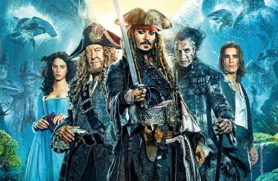Pirates of the Caribbean - Dead Men Tell No Tales movie location