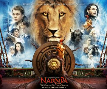 The Chronicles of Narnia: The Voyage of the Dawn Treader - movie location