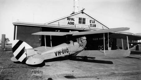 Archerfield Airport 1933.