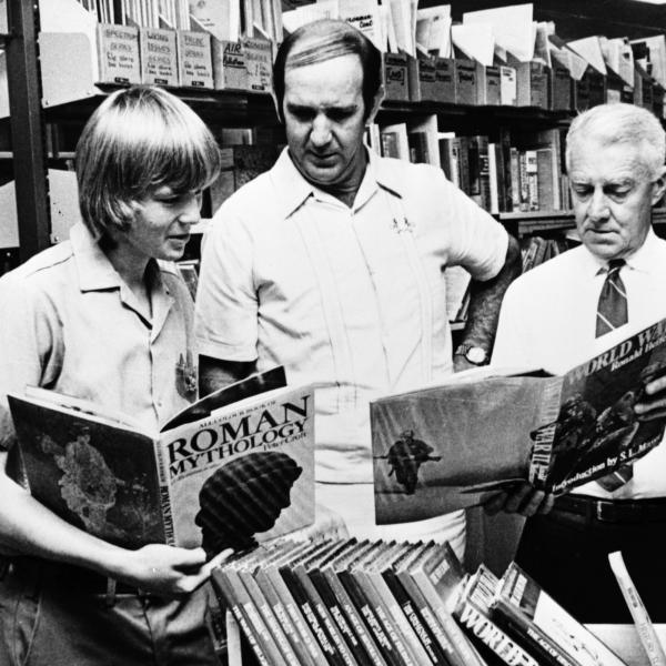 Kevin Rudd as a beloved Nambour School boy