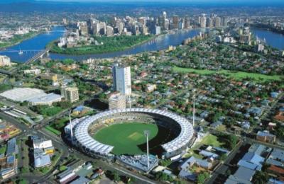 Brisbane Cricket Ground - The Gabba