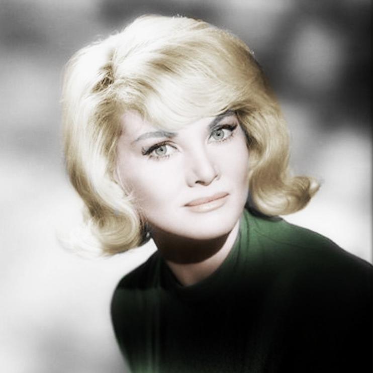 Diane Cilento - late actor