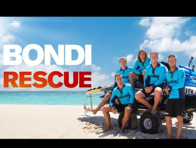 Bondi Rescue - reality TV program by TEN