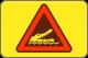 Warning - Crocodiles